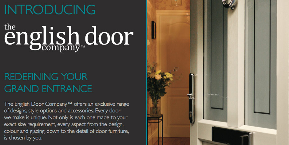 & The English Door Company | Open Business to Business Marketing